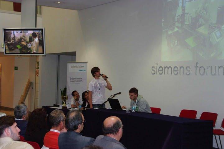 Olimpiadi Automazione 2012, i relatori